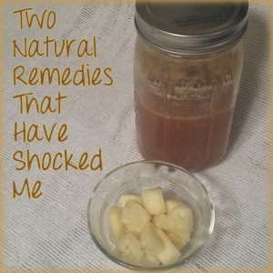 Two Natural Remedies