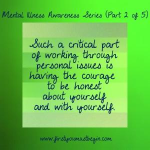 Mental Illness Awareness Part 2