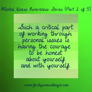 Mental Illness Awareness Part 2