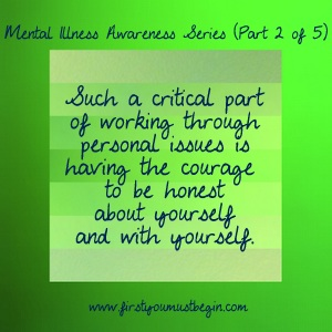 Mental Illness Awareness Series Part 2