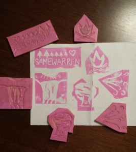YouTube Tutorial on Letterboxing Stamps